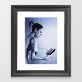 Instructions Framed Art Print