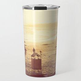 La Barra Sunset Travel Mug