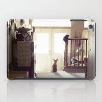 lily iPad Cases featuring Lily by Rachel Bellinsky