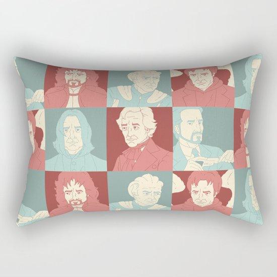 Rickmans Rectangular Pillow