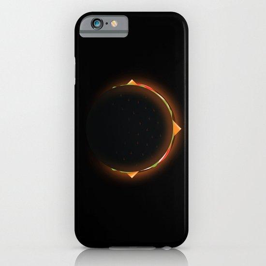 Burger Eclipse iPhone & iPod Case