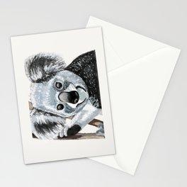 Happy Koala Smiles Stationery Cards