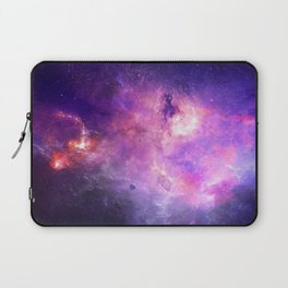 Purple space Laptop Sleeve