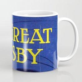 Great Gatsby - Scott F. Fitzgerald Coffee Mug