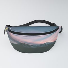 Mount Saint Helens III Fanny Pack