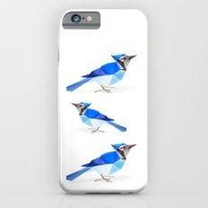 Blue Jay. Slim Case iPhone 6s