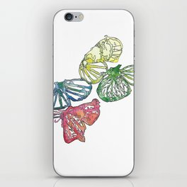 Detailed butterfly's iPhone Skin