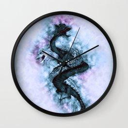 Double Dragon 4 Wall Clock