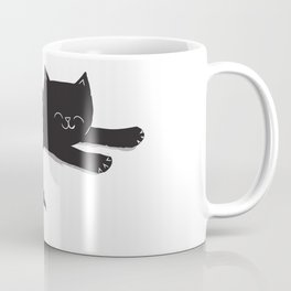 Happy Kitty Coffee Mug