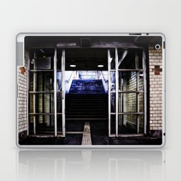 Exit Laptop & iPad Skin