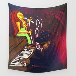 Gumbo night 18 Wall Tapestry