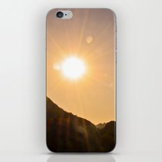 Sunset on the Apache Trail iPhone & iPod Skin
