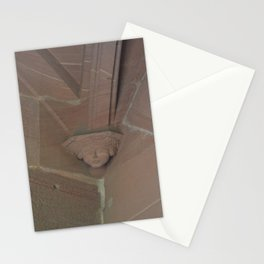 Angel in the Corner Stationery Cards