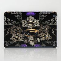 lord of the rings iPad Cases featuring Lord of the Rings (3) by Brian Raggatt