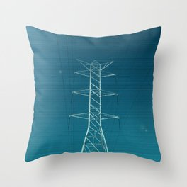 Power Throw Pillow