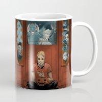 halloween Mugs featuring Halloween by Steven P Hughes