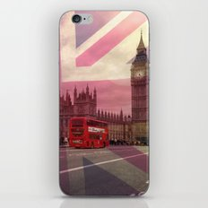 London Calling iPhone & iPod Skin