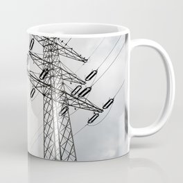 Electric power transmission Coffee Mug