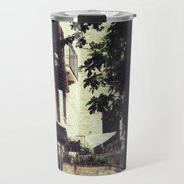 Ancient Alley Travel Mug