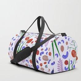 Cashew Nuts Pattern (Version 4) Duffle Bag