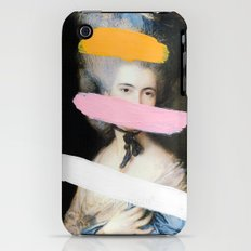 Brutalized Gainsborough 2 iPhone (3g, 3gs) Slim Case