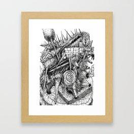 The Inner World Framed Art Print