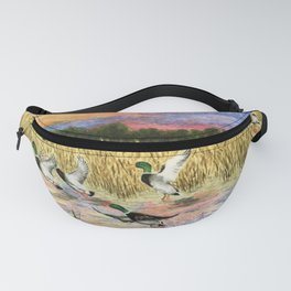 Morning Commute Fanny Pack