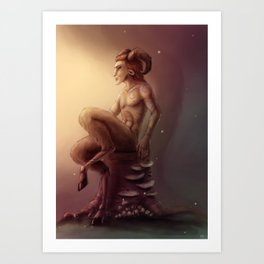 Busgosu Art Print