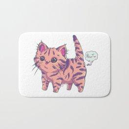 Poot Cat Bath Mat