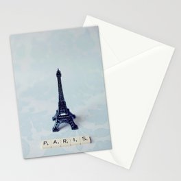 A Word about Paris  Stationery Cards
