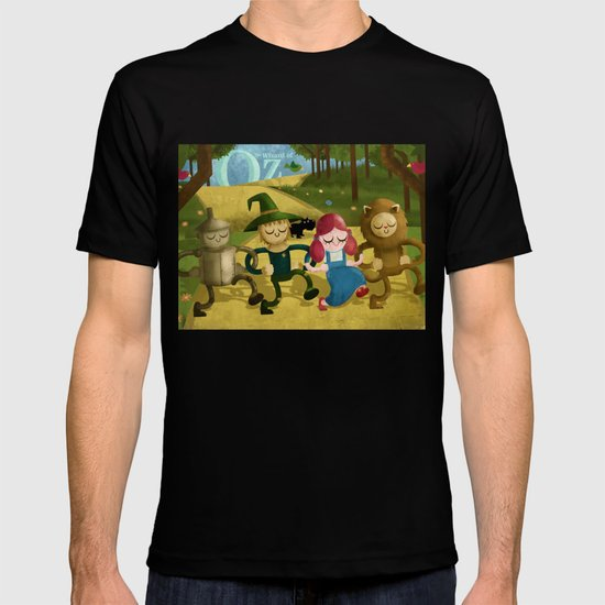 Wizard of Oz fan art T-shirt