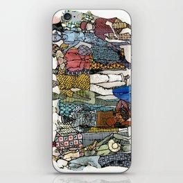Breezy Beach iPhone Skin
