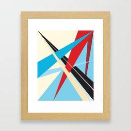 Freedom Day - July 4th Framed Art Print