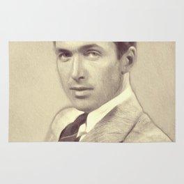 James Stewart, Actor Rug