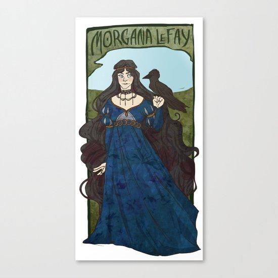 pagan poetry Canvas Print