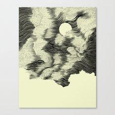 Contour 01 Canvas Print