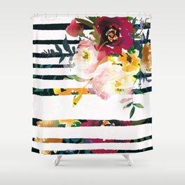 Flowers Bouquet 125 Shower Curtain