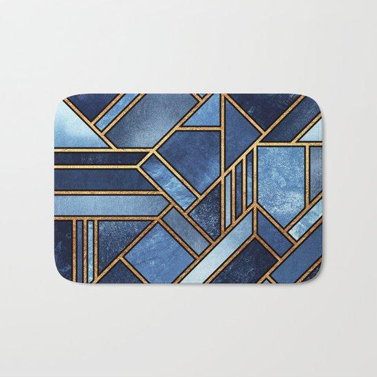 Blue City Bath Mat