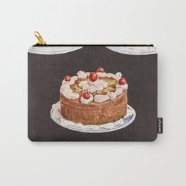 Vintage Pastry Poster Carry-All Pouch