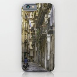 Old City Lane iPhone Case