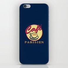 cafe Parisien iPhone & iPod Skin
