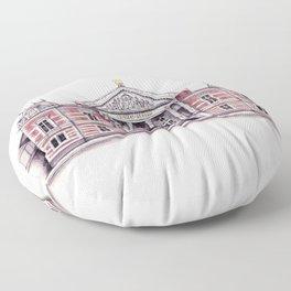 Royal Concert Hall Amsterdam Floor Pillow