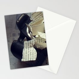 A Thousand Words Stationery Cards