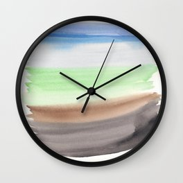 Curtain Wall Clock