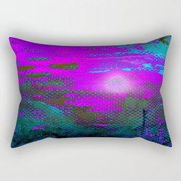 The Drowning Sun Rectangular Pillow