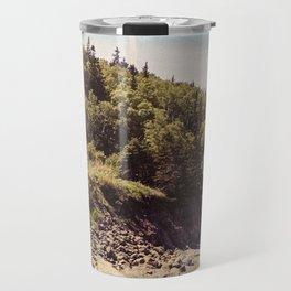 beach combing Travel Mug