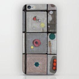 street art - lofoten iPhone Skin