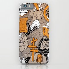 The Journey Is Part Of The Dream  Slim Case iPhone 6s