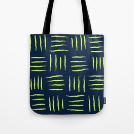 Blue Nature Tote Bag