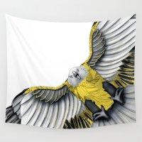 pride Wall Tapestries featuring Pride by Schwebewesen • Romina Lutz